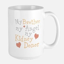 Personalize Kidney Donor Large Mug