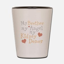 Personalize Kidney Donor Shot Glass