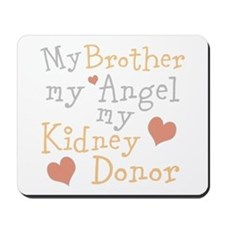 Personalize Kidney Donor Mousepad