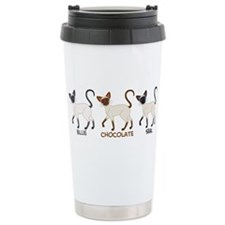 Unique Siamese Travel Mug