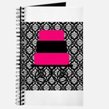 Pink and Black Cake on Pattern Journal