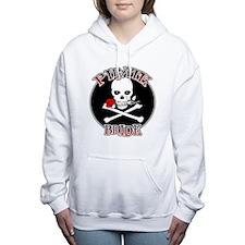 Pirate Bride Women's Hooded Sweatshirt