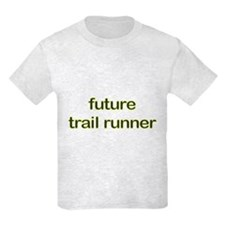 Future Trailrun Yellow T-Shirt