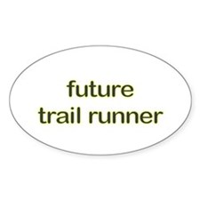Future Trailrun Yellow Decal