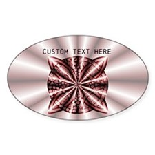 Red Celtic Knot Customized Decal