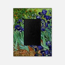 van gogh irises, st. remy Picture Frame