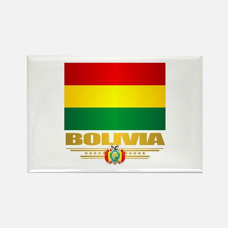 Flag of Bolivia Magnets