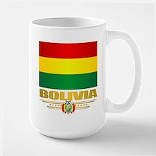 Flag of Bolivia Mugs