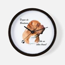 Dogue Breed Wall Clock