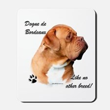 Dogue Breed Mousepad