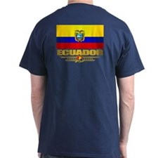 Flag Of Ecuador T-Shirt