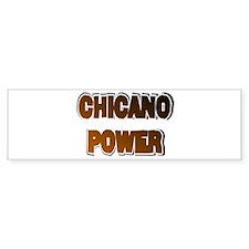 Chicano Power AdLib Bumper Bumper Sticker