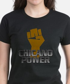 Chicano Power Fist Tee