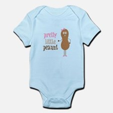 Pretty Little Peanut Body Suit