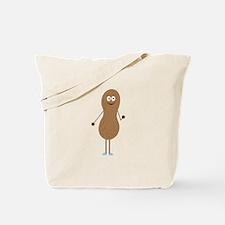 Lil Boy Peanut Tote Bag