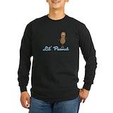 Peanut Long Sleeve T Shirts