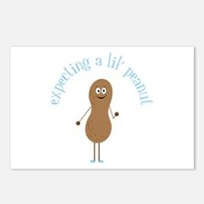 Expecting A Lil' Peanut Postcards (Package of 8)