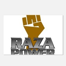 Raza Power Fist Postcards (Package of 8)