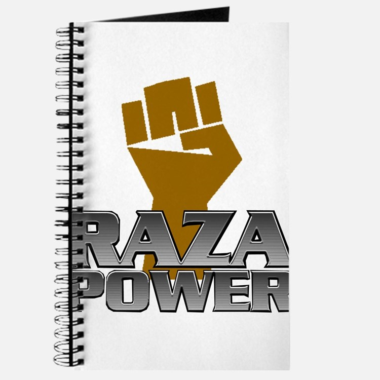 Raza Power Fist Journal