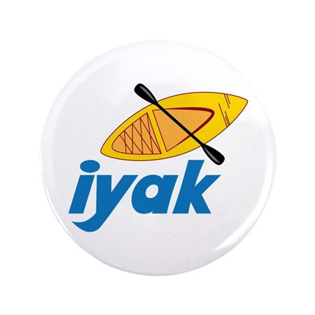 "Iyak 3.5"" Button (100 pack)"