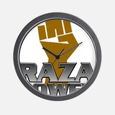 Raza Power Fist Wall Clock