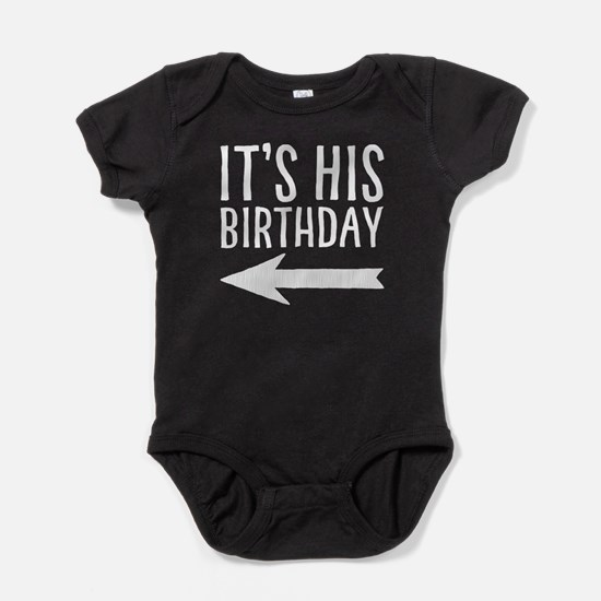 Cool Twin 2nd birthday Baby Bodysuit