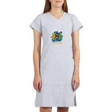 Pick Your Paddle Women's Nightshirt