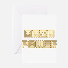 Raza Power Undercover Greeting Cards (Pk of 10