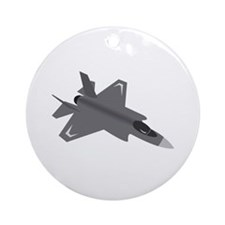 F-35 Lightning II Ornament (Round)