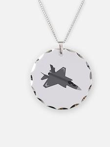 F-35 Lightning II Necklace