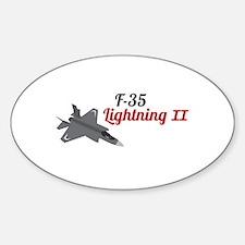 F-35 Lightning II Decal