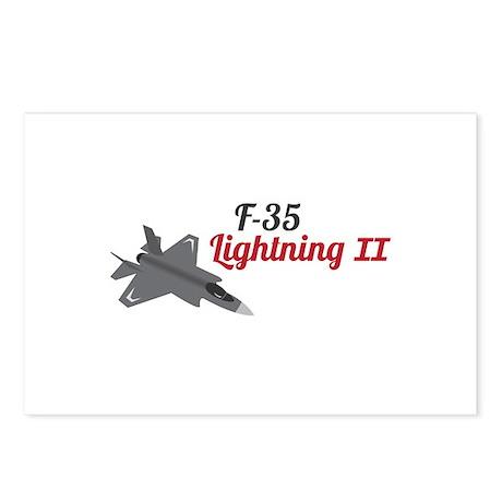 F-35 Lightning II Postcards (Package of 8)