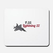 F-35 Lightning II Mousepad