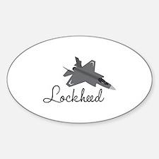 Lockheed Decal