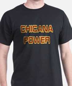 Chicana Power Trekker T-Shirt