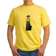 Chicana Power Trekker Women's Cap Sleeve T-Shirt