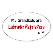 Grandkid Labs Decal