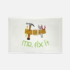 Mr Fix It Magnets