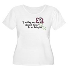 If Nothing Changed Plus Size T-Shirt