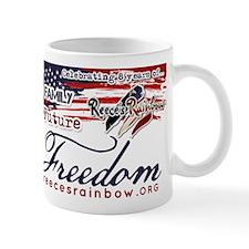 Family Future Freedom Mugs