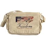 Family Future Freedom Messenger Bag