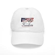 Family Future Freedom Baseball Cap