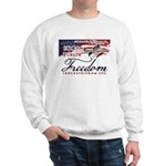 Family Future Freedom Sweatshirt