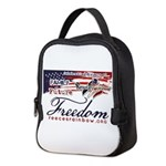 Family Future Freedom Neoprene Lunch Bag