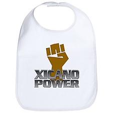 Xicano Power Fist Bib