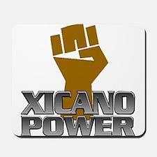 Xicano Power Fist Mousepad