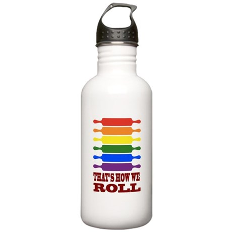 Thats how we Roll Sports Water Bottle