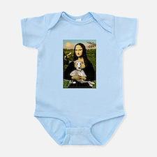 Mona & Whippet Infant Bodysuit