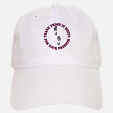 Army Mom Baseball Baseball Cap