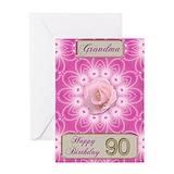 90th birthday Stationery